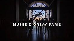 MUSÉE D'ORSAY PARIS 09/20/2019 PARIS 4K