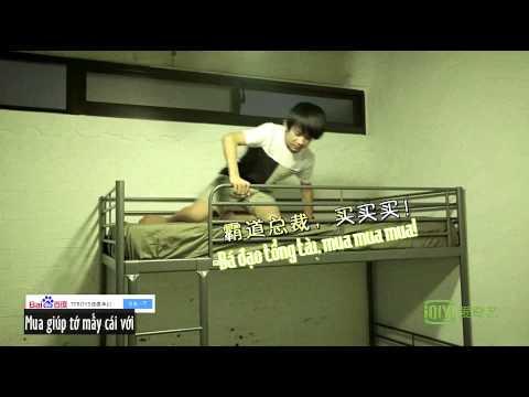 [Vietsub] Sổ tay thần tượng BTS    Sự tích chiếc sịp bị bỏ quên