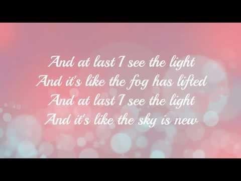 Tangled - I See The Light - With Lyrics! (HD)