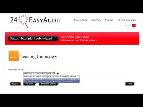 Leasing finansowy bilansowo - jak i kiedy ująć w bilansie?