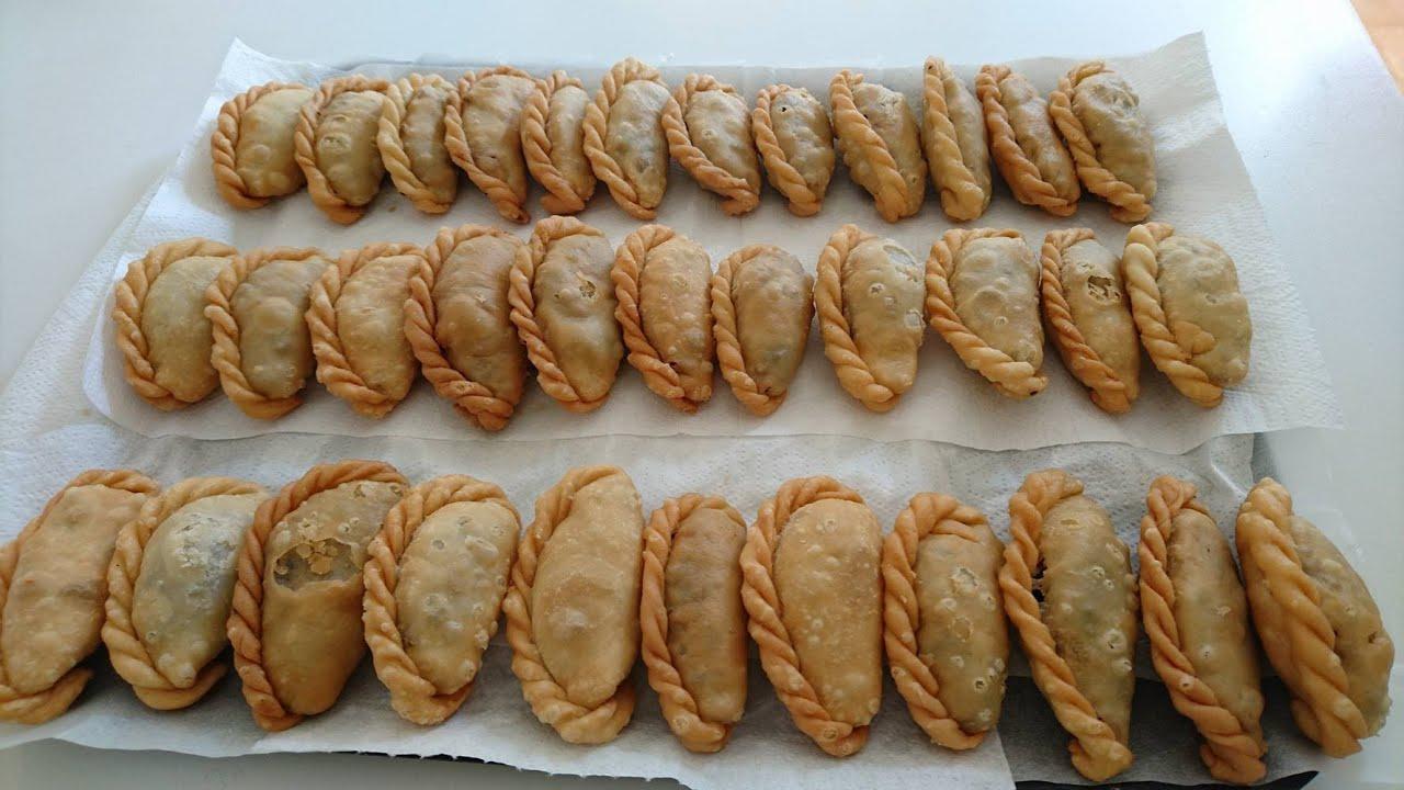How to make Laos puffs วิธีทำ ขนมหมากแปบ ของลาวฝั่งโขง ເຂົ້າຫນົມຖົ່ວແປບ