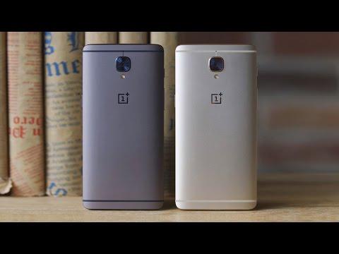 Обзор OnePlus 3T и сравнение с OnePlus 3