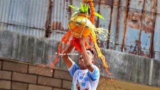 Dahihandi 2019   Dadar   Mumbai   Janmashtami 2019