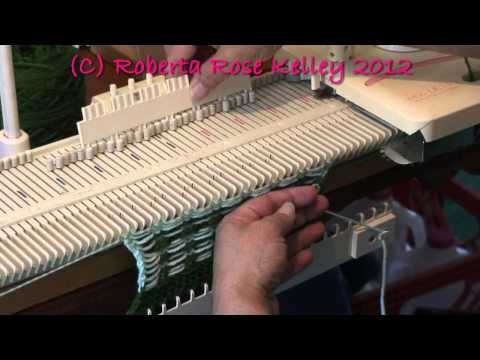 kx350 knitting machine