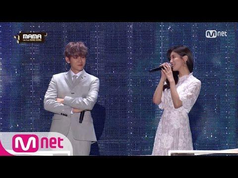 [2016 MAMA] Suzy&BAEKHYUN - Dream