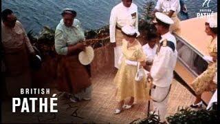 The Royal Tour - Fiji And Tonga - Reel 2 Part 3 (1954)