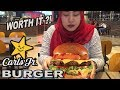 Burger Carl's Jr Enak Ga Sih ?
