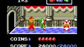 (NEW) TAS GBC Super Mario Bros. Deluxe ''challenge mode'' WIP 1