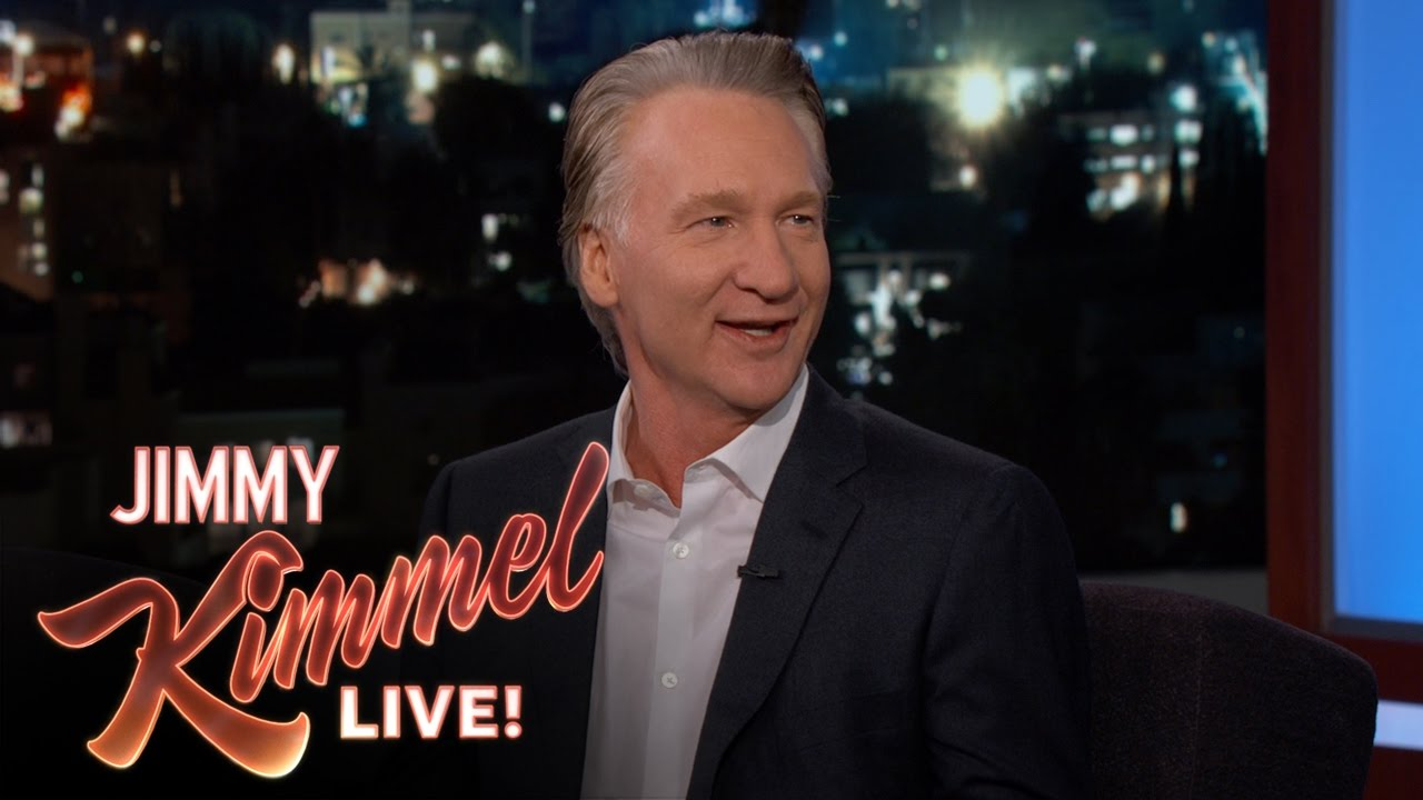 Bill Maher says Jimmy Kimmel got one thing wrong with his emotional health care plea
