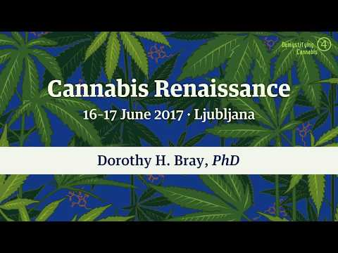 Dorothy H. Bray – Clinical studies with cannabis and cannabinoids