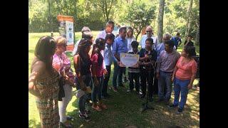 Comunidad Mbya Guarani de Peruti recibe el certificado PPD