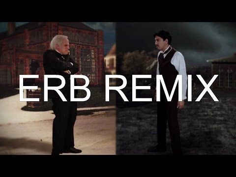 Tesla VS Edison (ERB Thrift-shop remix)