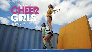 Hardcore Parkour - EP9 - Woodward Cheer Girls
