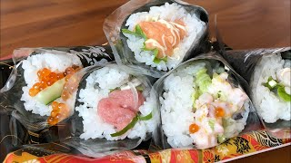 Japanese Supermarket - What to buy - Temaki Sushi