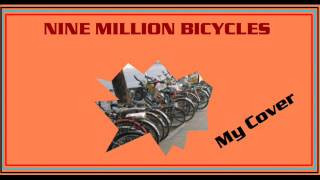 NINE MILLION BICYCLES cover