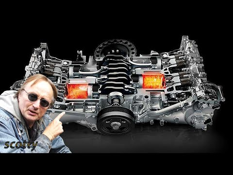 Subaru Just Changed the Game with This New Engine