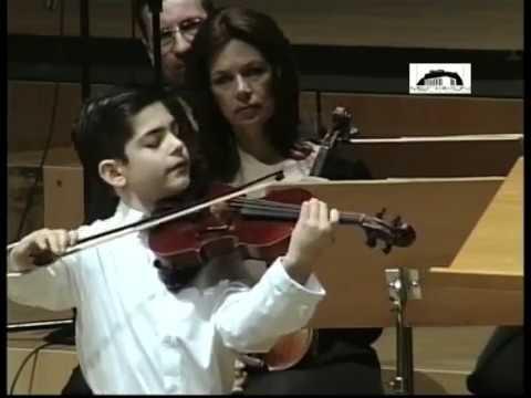 George Banos - Haydn Violin concerto No.2