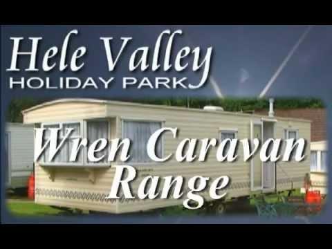 Hele Valley - Tents - Wren Caravan Range.