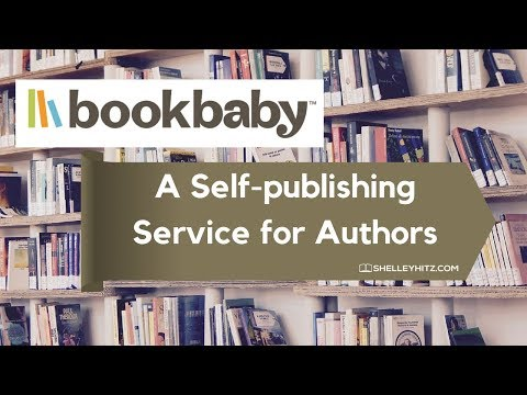 BookBaby – A Self-publishing Service for Authors