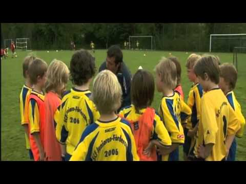 Yannick Demmer FC Bayern ZDF Probetraining