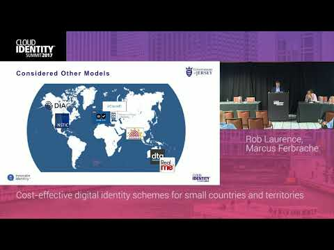 6/22 | Cost-effective Digital Identity Schemes for Small Countries and Territories | CIS 2017