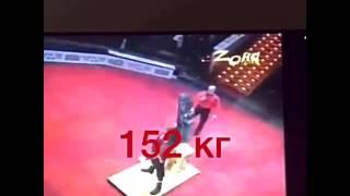 Чеченец Асланбек Мусаев побил рекорд Дмитрия Халаджи!!!
