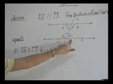 วีซีดีติวเข้มคณิตศาสตร์ ม.2 เทอม 1