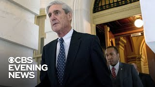 Robert Mueller submits long-awaited report to attorney general