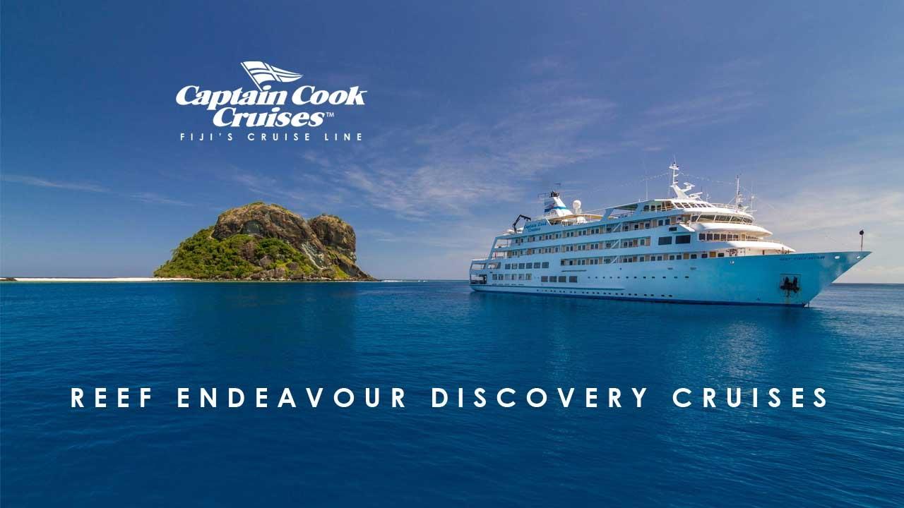 Αποτέλεσμα εικόνας για Captain Cook Cruises Fiji
