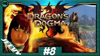 Dragon's Dogma: Dark Arisen | Eskort nach Gran Soren #8 | PC Lets Play deutsch | Facecam
