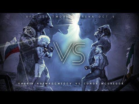 UFC 229: NURMAGOMEDOV VS. MCGREGOR 'LOYALTY' (HD) TRAILER, COMEBACK, TITLEFIGHT, UFC