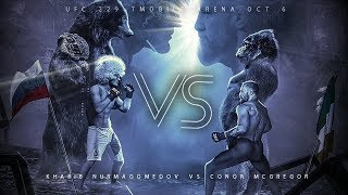 UFC 229: NURMAGOMEDOV VS. MCGREGOR 'LOYALTY' (HD) TRAILER, COMEBACK, TITLEFIGHT, UFC