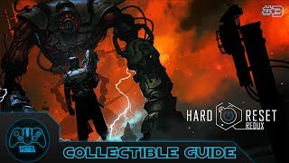 Hard Reset Redux - Mission 3: The Chase - All Collectibles