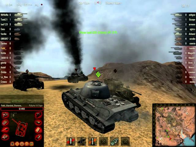Apocalypse: World of Tanks 1
