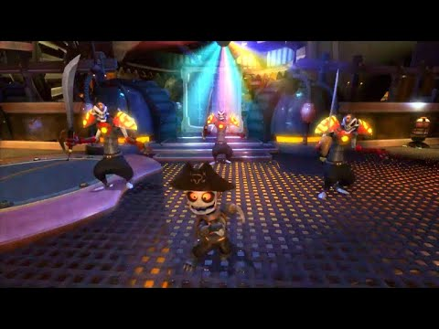 Ratchet & Clank Future: Tools of Destruction 100% - 35 - Slag's Fleet, Ublik Passage