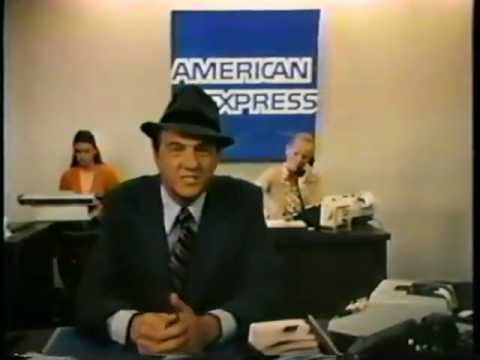 American Express travelers checks commercial with Karl Malden - YouTube