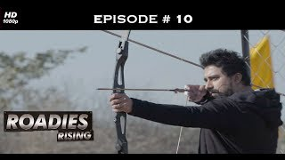 Roadies Rising - Episode 10 - Aiming for the bullseye