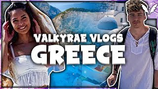 THESE SHOPS SOLD WHAT?! VALKYRAE EXPLORES GREECE