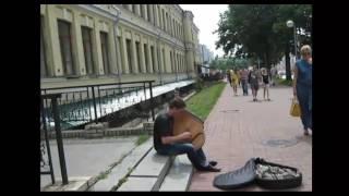 С.Крючков,спецкор'Эха Москвы' из Киева. Впечатления от первого дня.