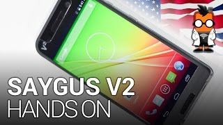 Saygus V2 - A Smartphone Users Wet Dream Coming True?