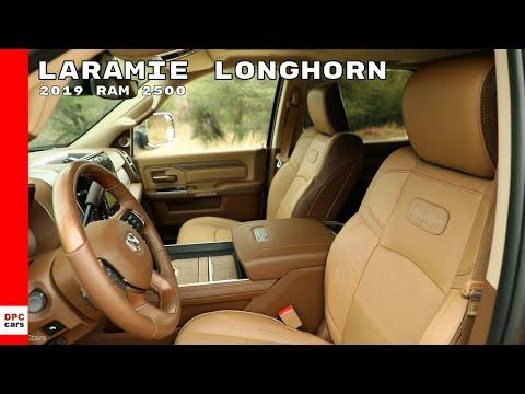2019 Ram 2500 Laramie Longhorn Truck