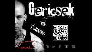 Gericsek Tattoo Artist - Rottweiler Dog Tattoo