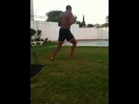 Download Youtube: Backyard workout routine