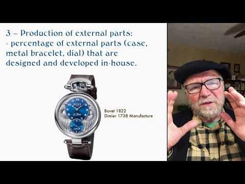 #111 Is Your Watch High Horology? Defining Fine Watchmaking