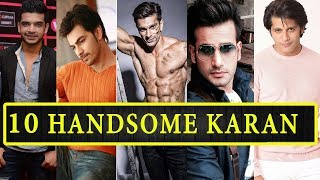 Gambar cover Same Name Of Top 10 Handsome Indian TV Actors