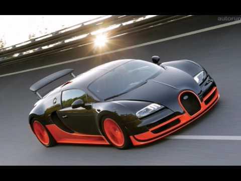 O Carro Mais Rapido Do Mundo Bugatti Veyron Youtube