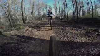 Mountain Bike Trail Riding - Little Rock, Arkansas