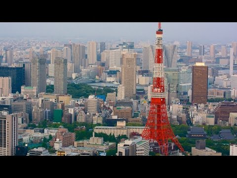 Top 10 Attractions Tokyo - Japan Travel Guide 2017