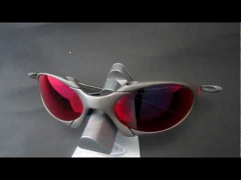 568a9c9ebe6 LINEGEAR Red Mirror Polarized custom replacement lenses for Oakley Romeo 1.0