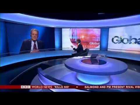 Romano Prodi talks about the quality of democracy- BBC Interview